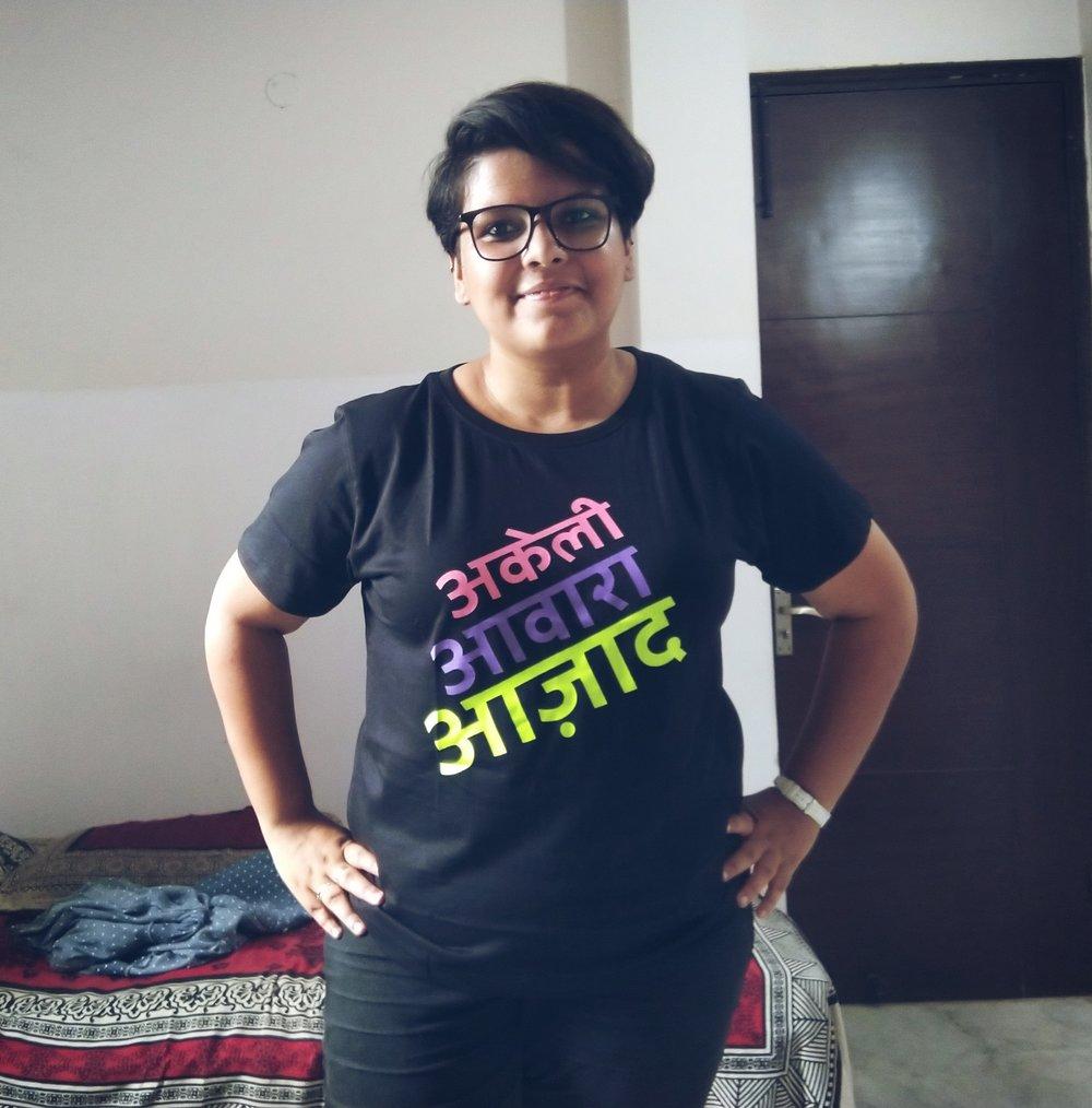 Prapti Singh, New Delhi