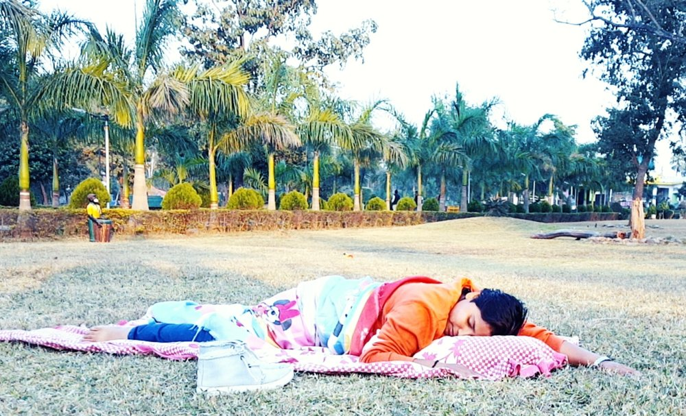 Meet To Sleep For Nirbhaya, Jharkhand by Srijan Foundation (2017)