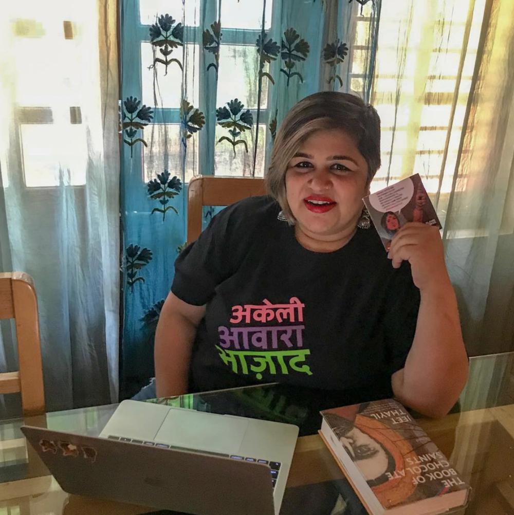 Monica Manchanda, Bangalore
