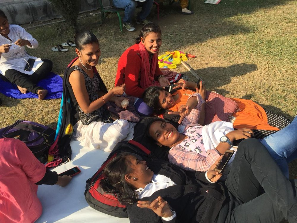 Meet To Sleep 2018, Delhi, Azad Foundation in association with One Billion Rising Delhi