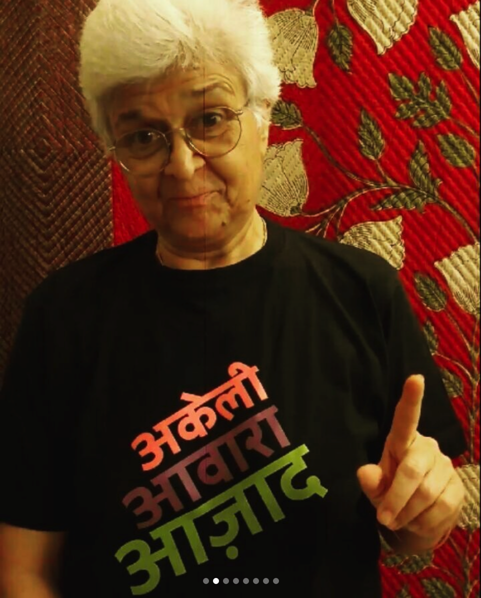 Kamla Bhasin, Feminist Activist, Poet, Author and Social Scientist