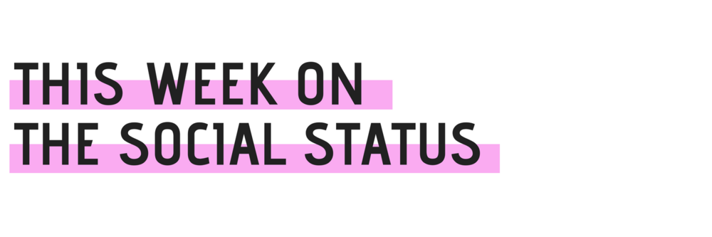 It's been a while. After taking some time to study newsletters, graduate and learn more about the industry, I thought it was time to revive the Social Status. Let me know what you think of the new look at  socialstatus@adrianalacy.com / @adriana_lacy and visit  adrianalacy.com/newsletter for more.   It's not a one-way street anymore.   We're in a time where social media is changing rapidly and platforms are facing serious scrutiny about what warrants a place on their feed. Some companies are prioritizing friends and family instead of publishers and brands on their algorithms while others are facing tough questions about what type of content belongs on their platform.   Now, more than ever, there is a need to engage with audiences in new ways on social. Social media editors and managers need to be intentional about social listening. What's trending? How do readers feel about your content? How can you meet them halfway? These are the questions we need to start thinking more about as social media editors.   Right now, I'm really intrigued by engagement reporting. I think there is a lot of opportunities to expand the type of content that comes out of it.