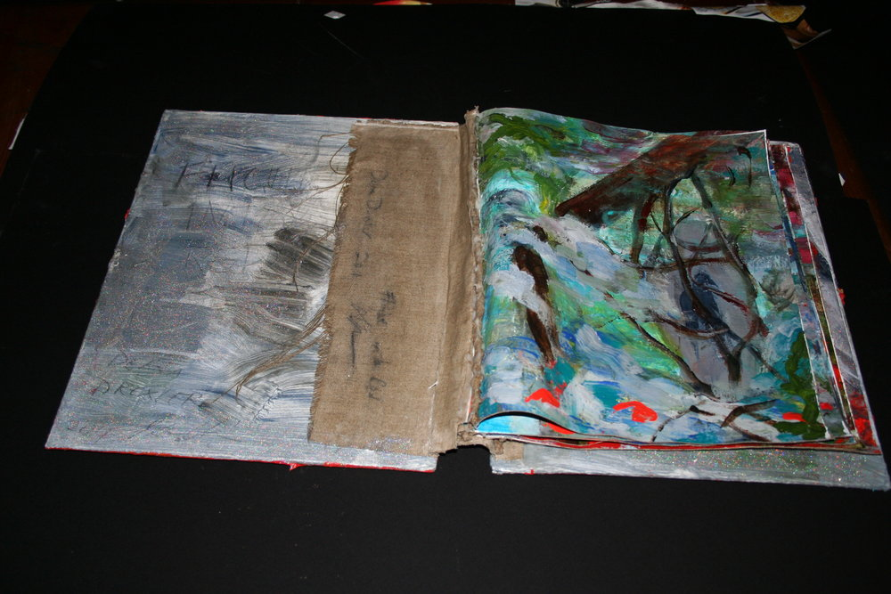 Shadow Play, Artist Book