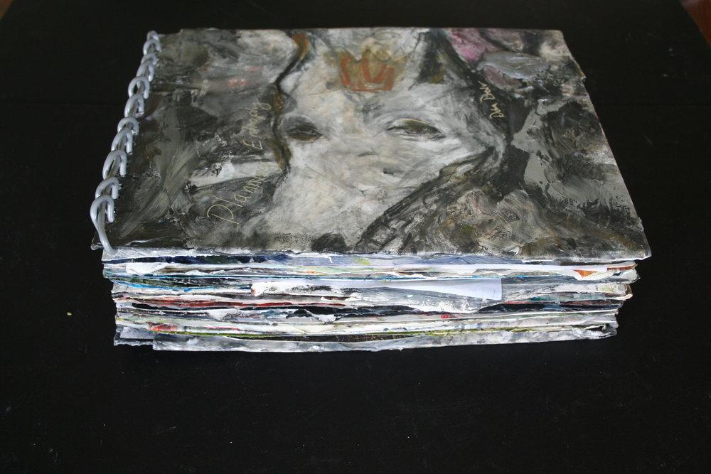 Jackal - Artist Book