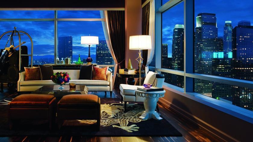 los angeles urban luxury simple