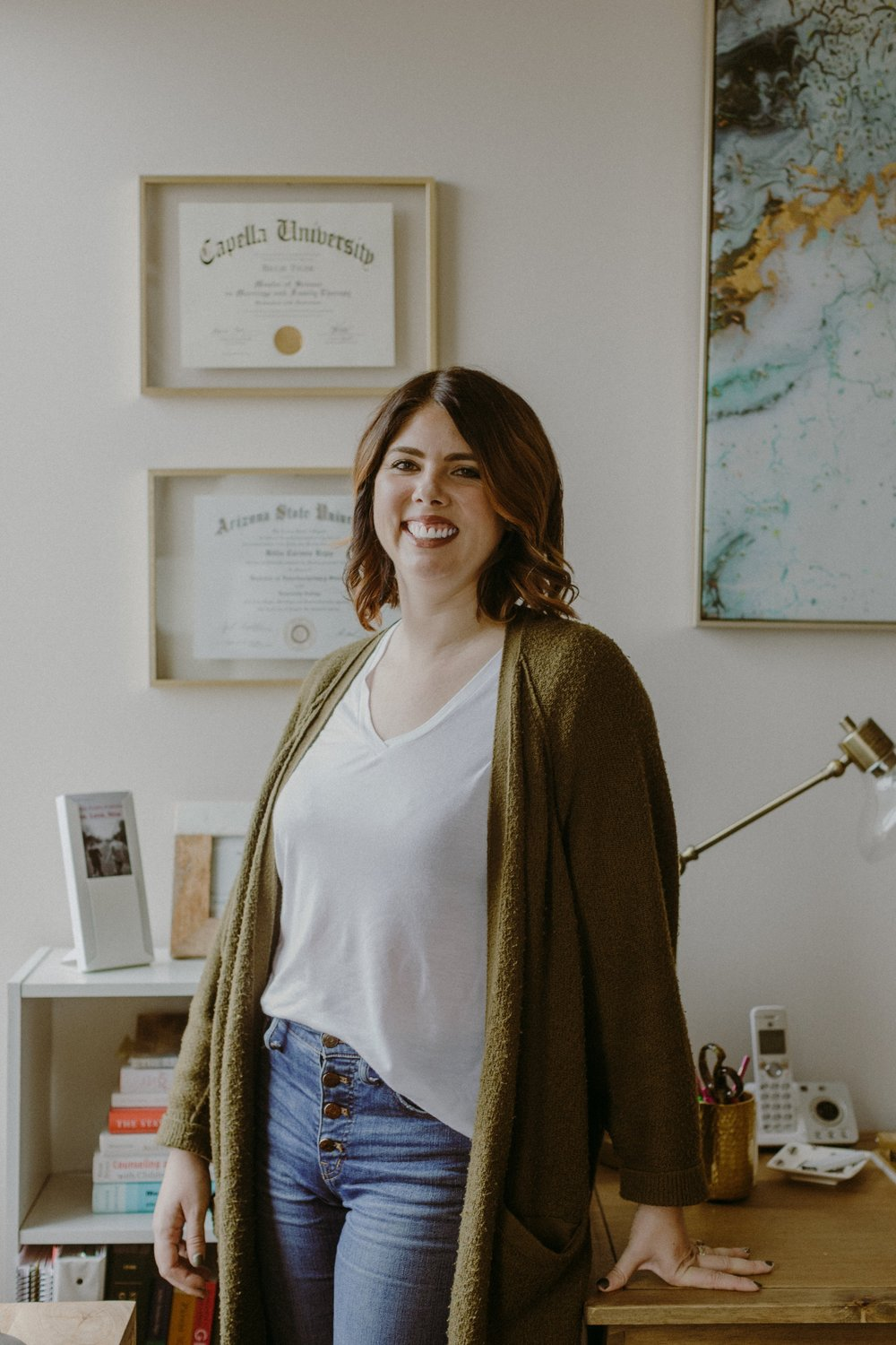 Billie Tyler is a therapist in Spokane, WA