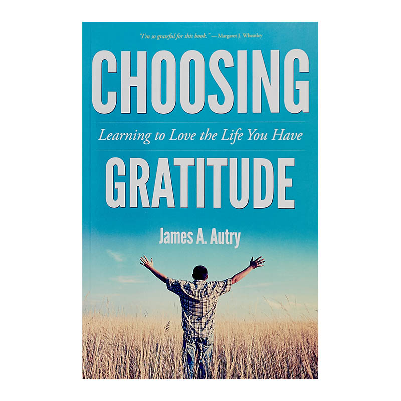 Gratitude is a choice, a spiritual—not social—process. Made evident as behavior, gratitude is not the behavior itself. Instead, gratitude is a way of life, a belief system, that means cultivating a spirit of thankfulness even through the negatives of life. -