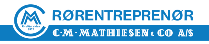 Rørentreprenør CM Mathiesen & Co AS.jpg