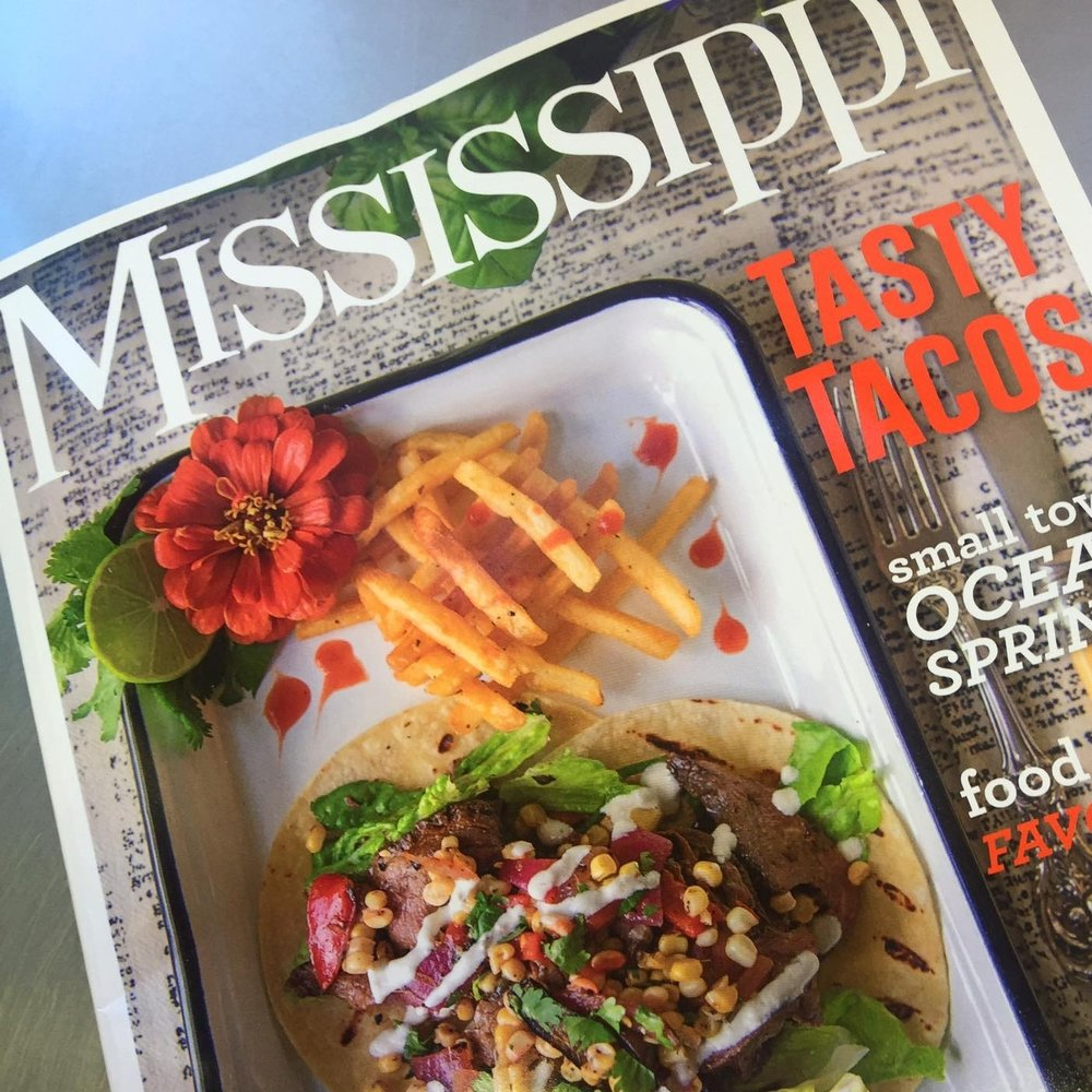 As seen in Mississippi Magazine