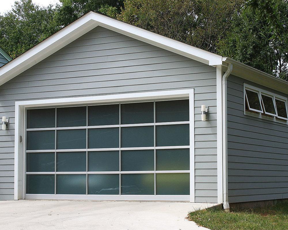 3 CAR GARAGE — TRIPLE AUGHT DESIGN + BUILD.