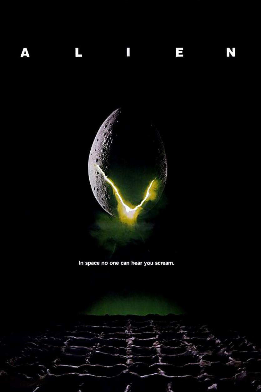 1979 Alien poster.
