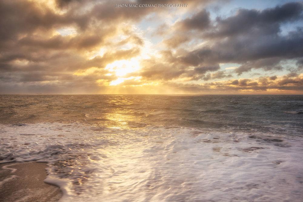 jason mac cormac photography sunrise dublin bay