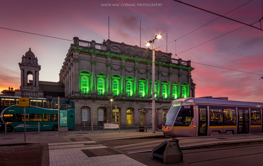 Heuston Station - Dublin Photographer Jason Mac Cormac