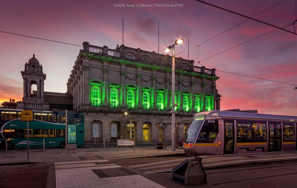 Heuston Station - Dublin Landscape Photographer Jason Mac Cormac