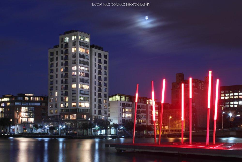 Grand Canal Square - Dublin Landscape Photographer Jason Mac Cormac