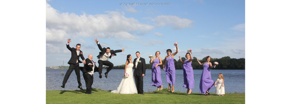 Fun wedding image