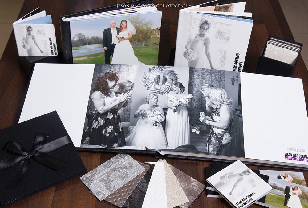 Wedding Album - Dublin Photographer Jason Mac Cormac