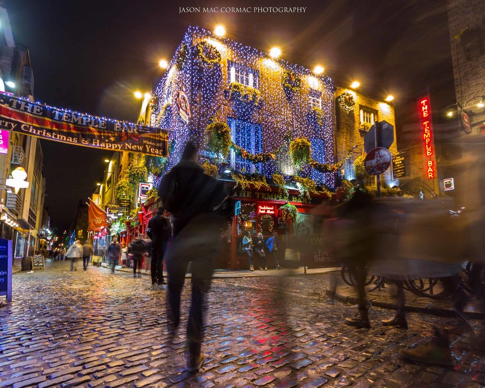 Christmas in Dublin City