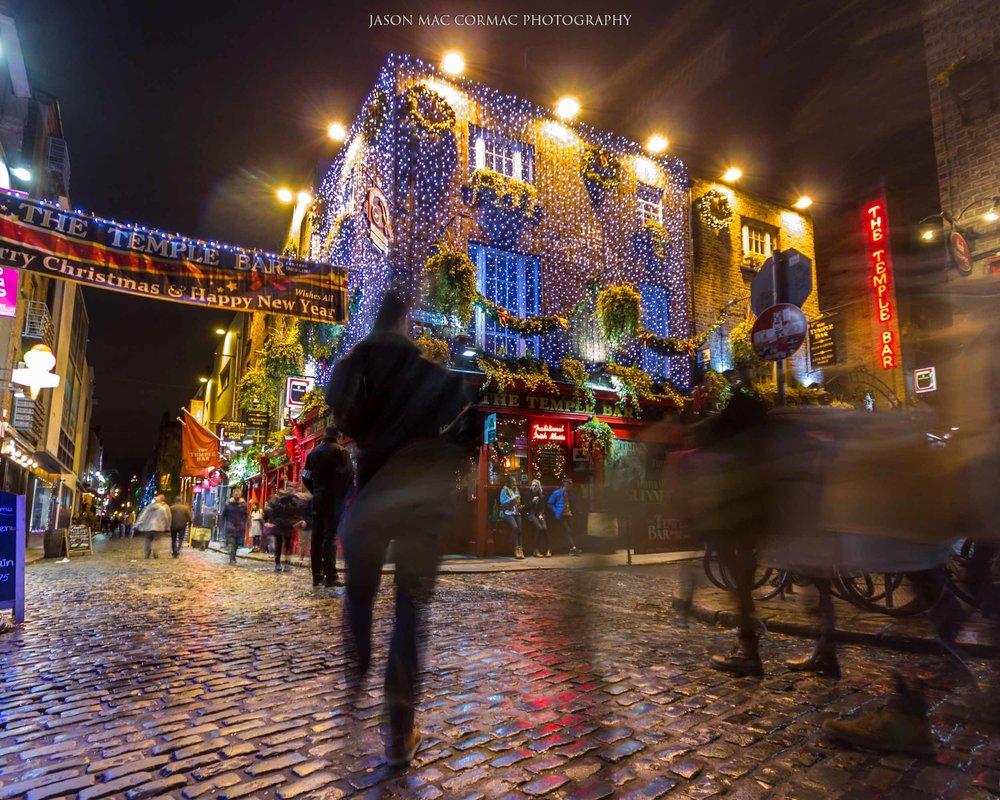 Christmas in Dublin City