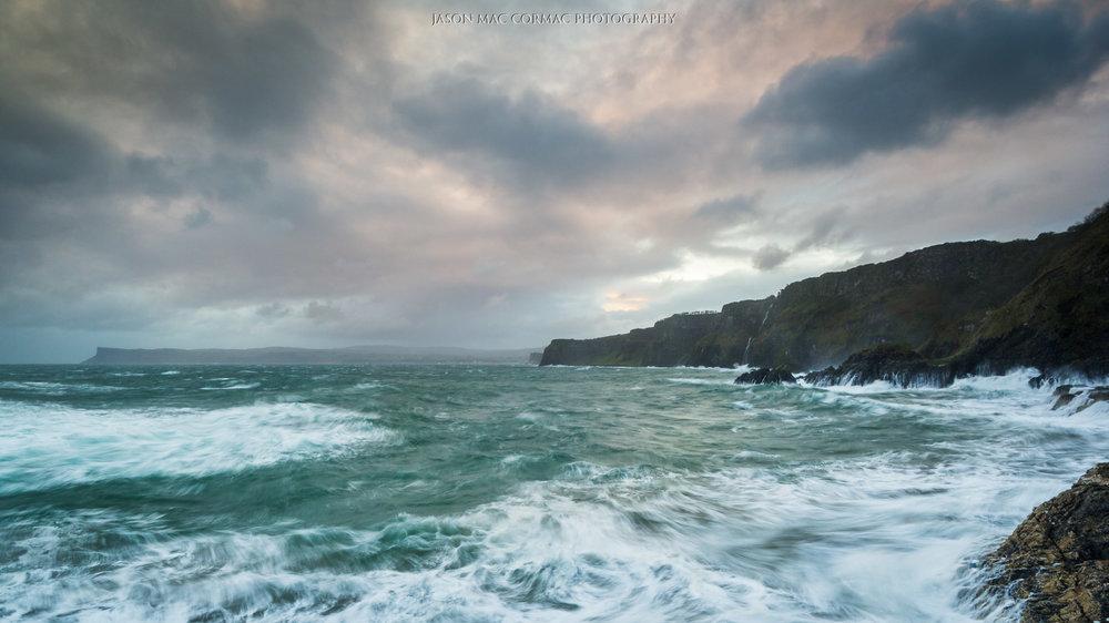 20. Stormy Seas