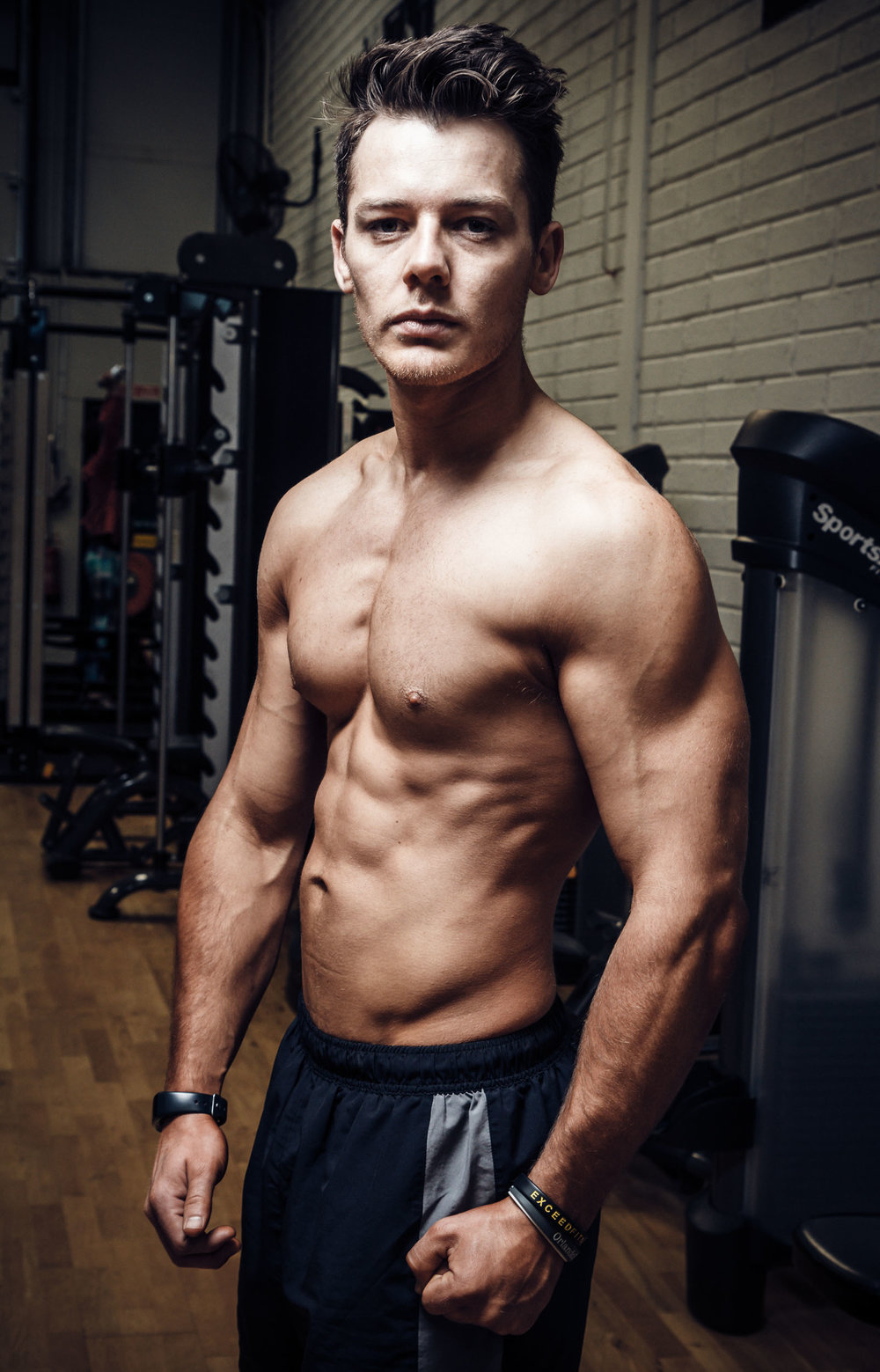 Fitness Photo Zack