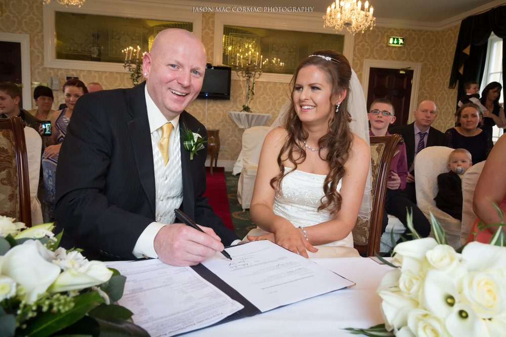 Wedding photography - Jason Mac Cormac Photography