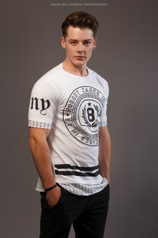 Model Photography - Jason Mac Cormac