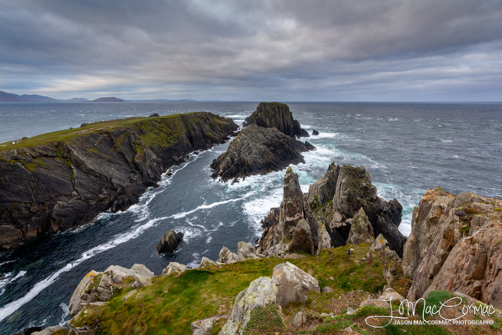 Malin Head, Inishowen, County Donegal