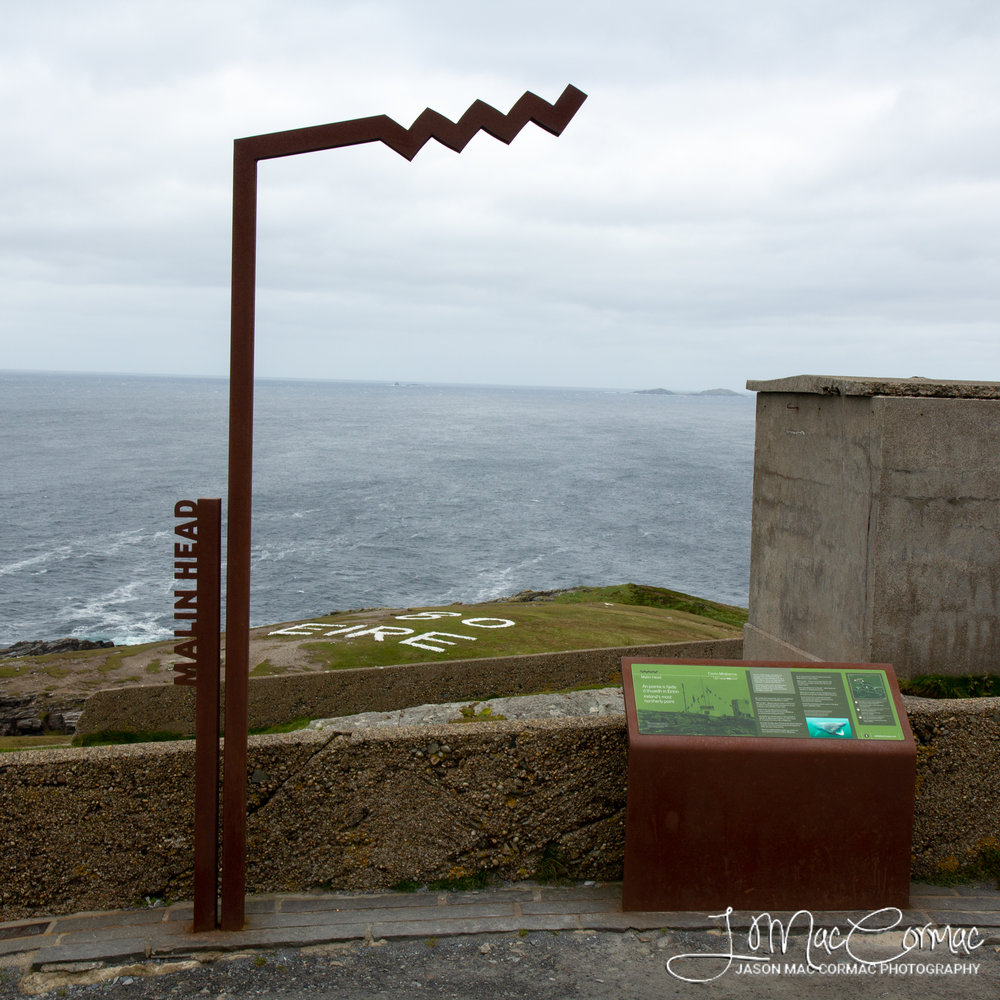 Malin Head, Signature Point, Wild Atlantic Way