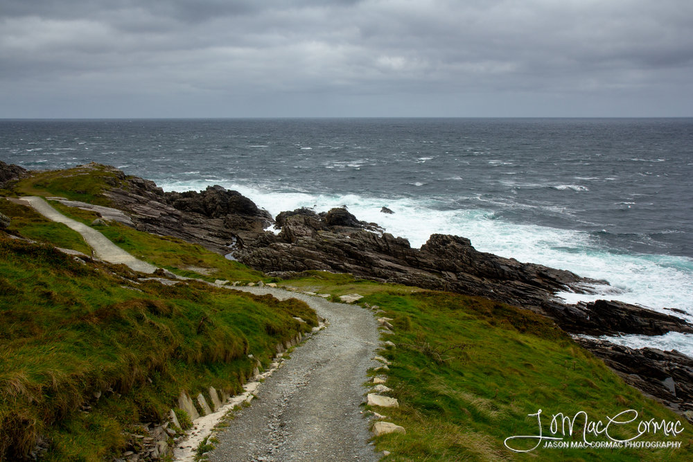 Coastal Path, Donegal
