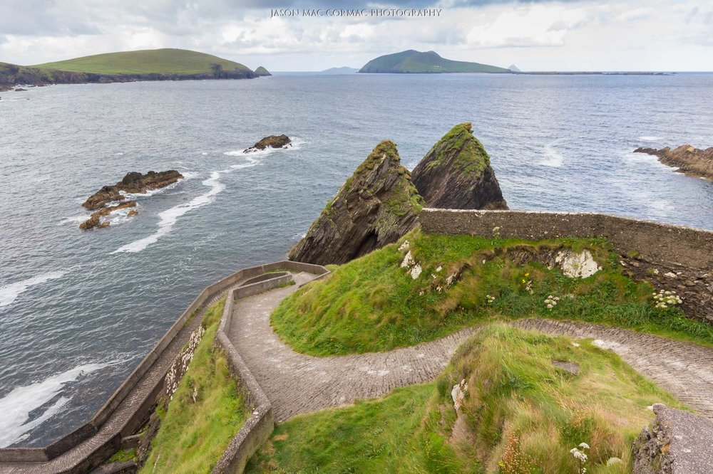 Dunquin Pier, Dingle Peninsula, County Kerry