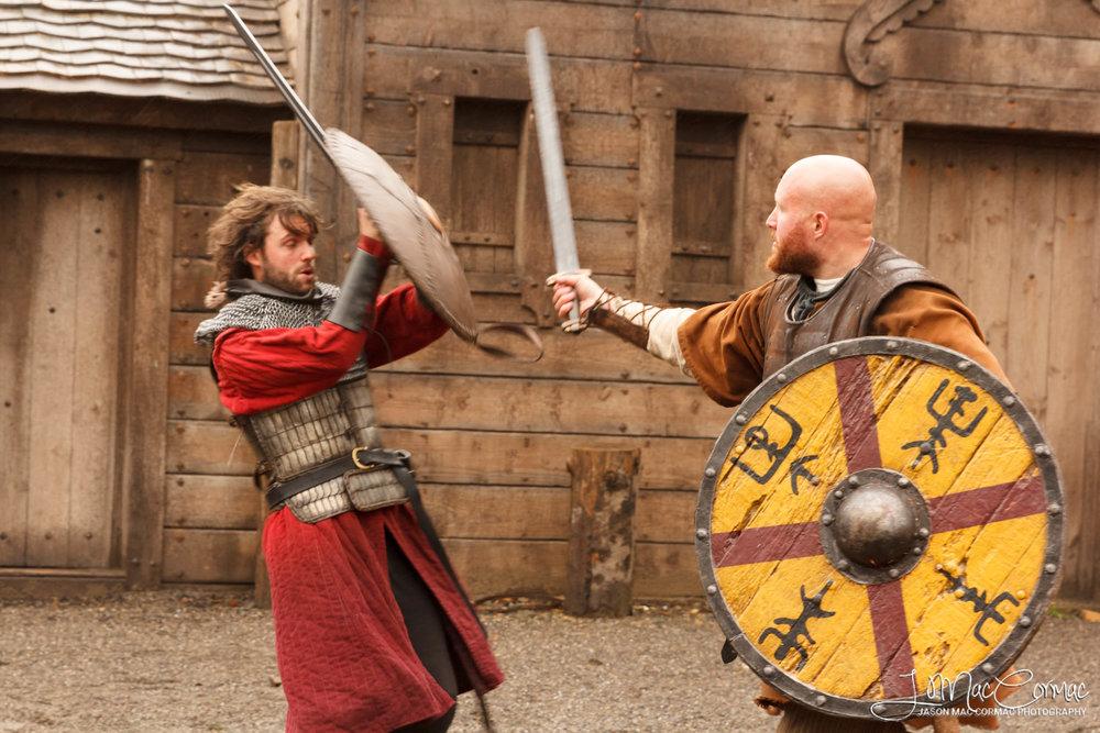 Vikings - Photography Jason Mac Cormac