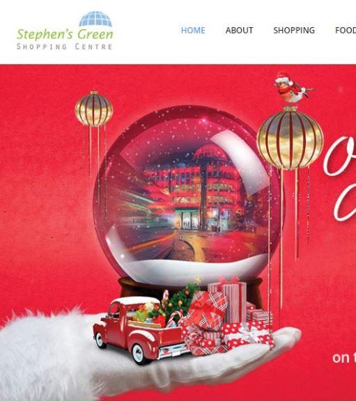 Stephens Green Xmas Campaign - Ogilvy