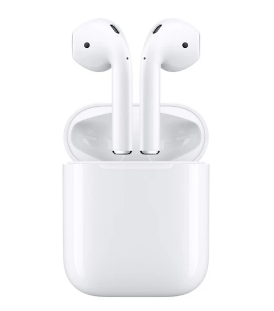 Wireless Apple Airpods Earbuds - The ultimate GirlBoss Girl Entrepreneur Gift Guide by Melissa Lewis