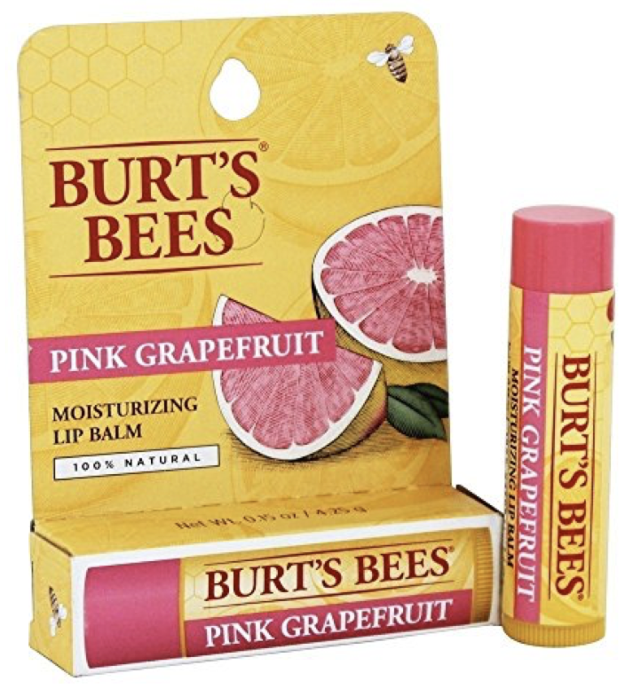 Pink Grapefruit Lip Balm - The ultimate gift guide for the girl boss entrepreneur by Melissa Lewis