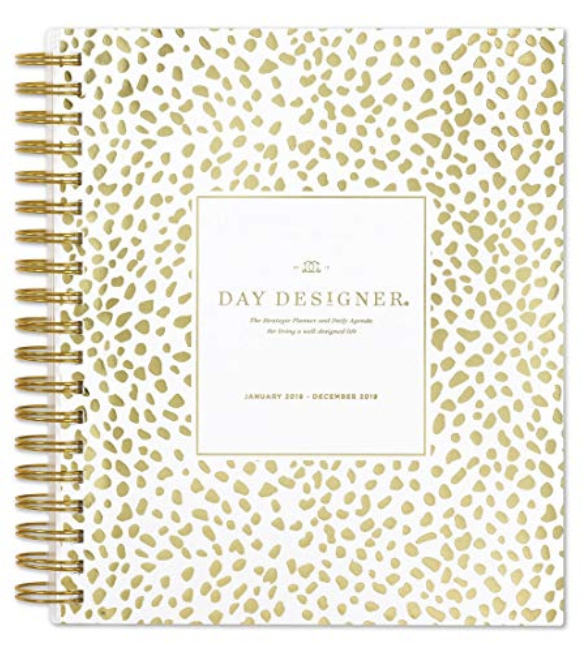 Day Designer Planner by Whitney English