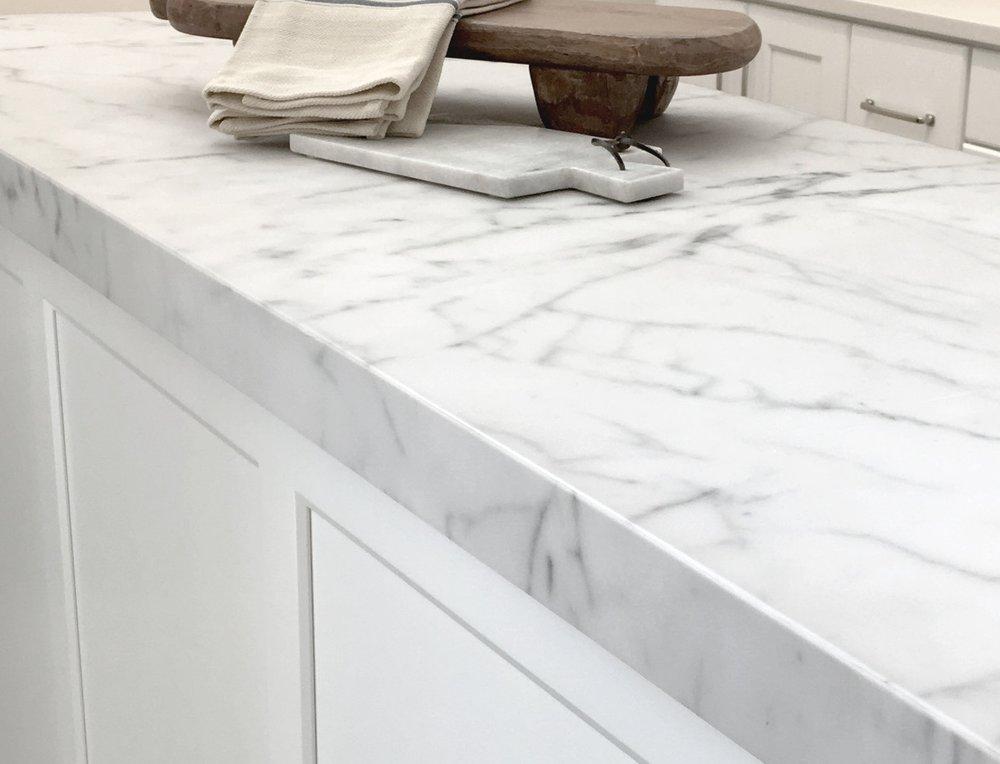Bianco Carrara Countertop Island.jpg