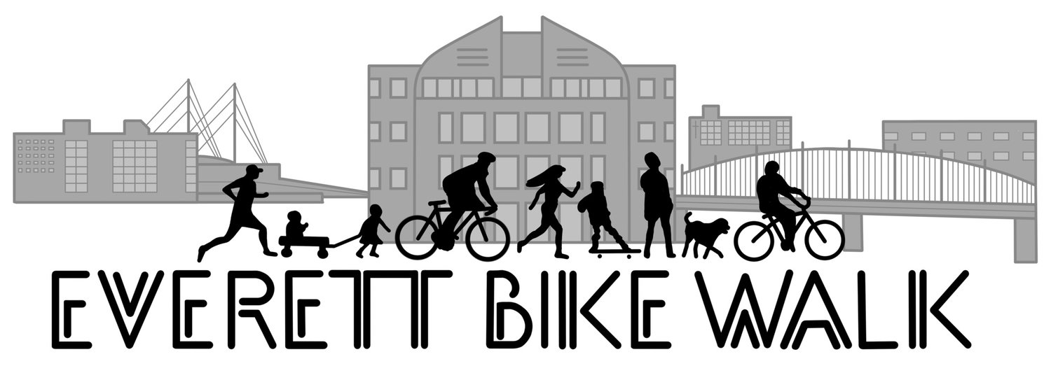 Everett Bike Walk
