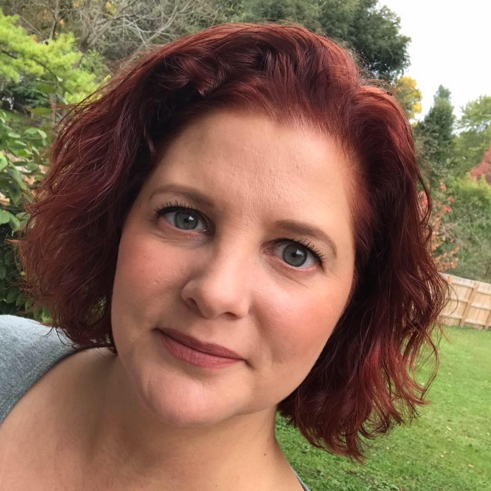 Perfectly Posh Consultant Laura Osminski for February I Heart Me Campaign
