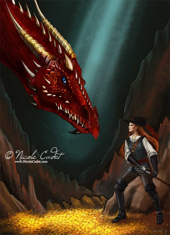Book 3 of Spirit of the Sword: The Dragon & the Sword by  Frances Smith     Print Available