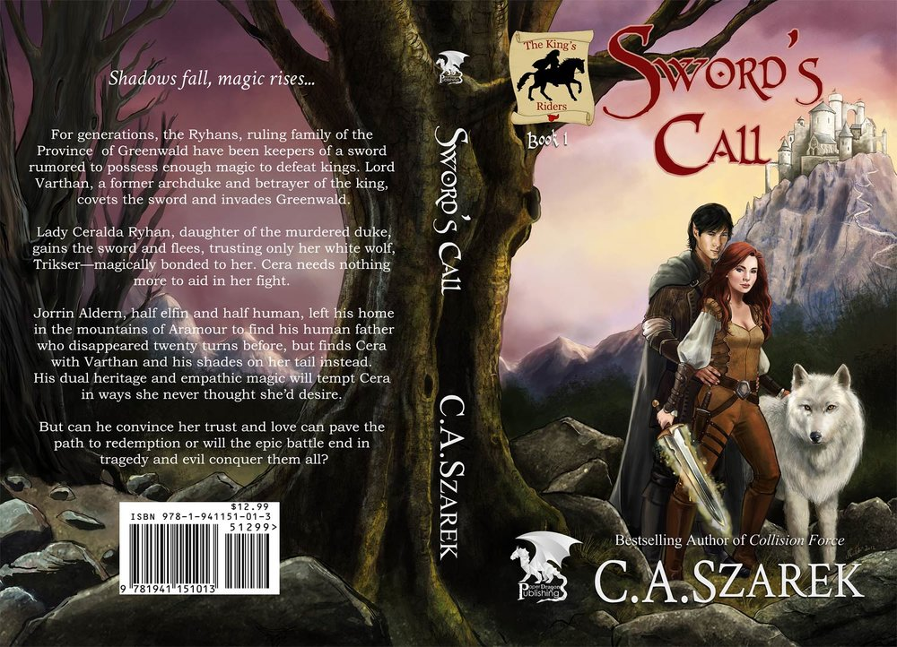 Sword's Call - First of the Kings Riders