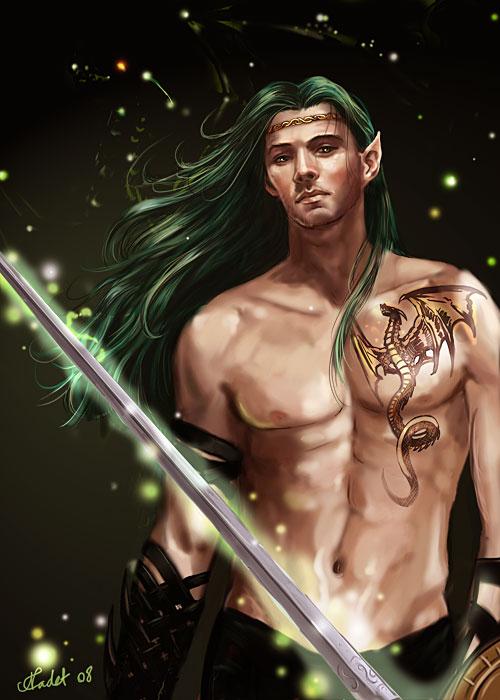 Green Dragon Sidhe
