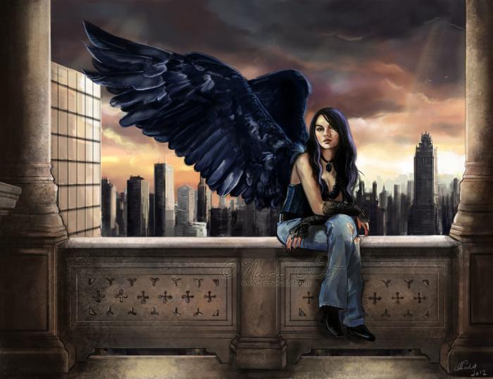 Amara - Urban Angel