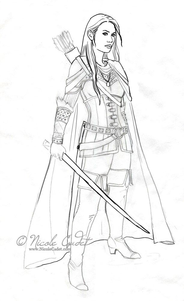 Cada - alternate sketch