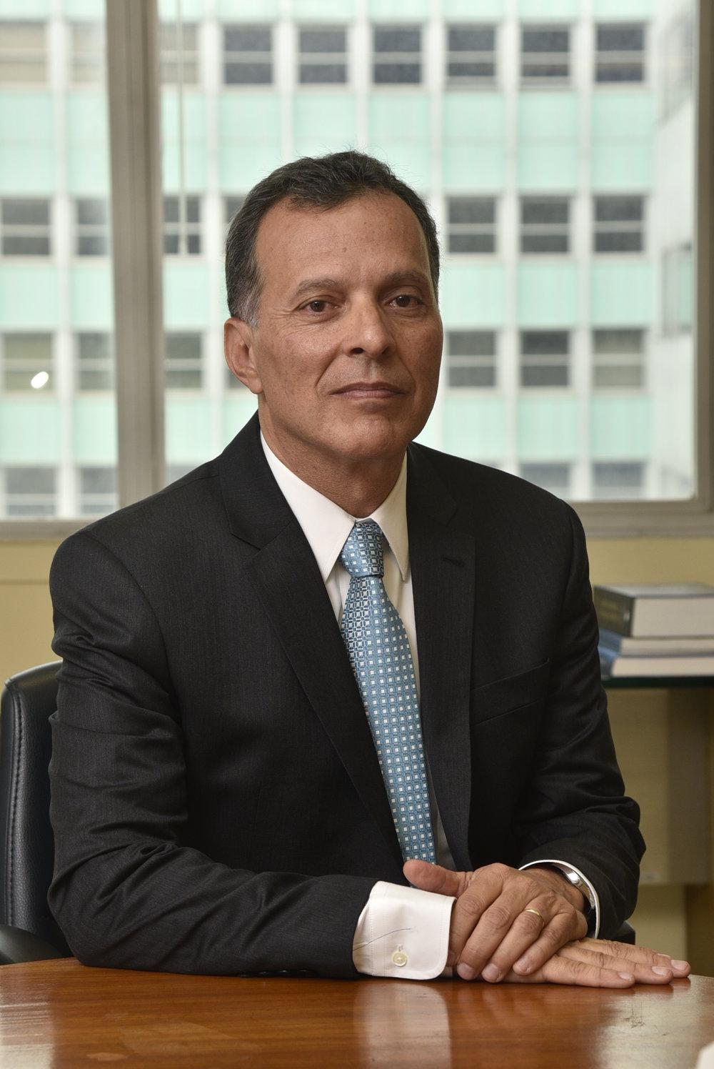 Leonardo Pereira, ex presidente de la Comisión de Bolsa y Valores de Brasil (CVM) entre 2012 y 2017.