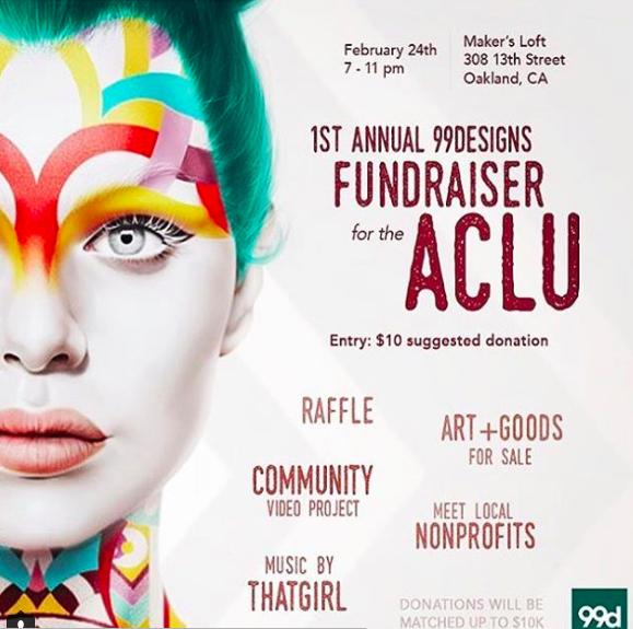 ACLU Fundraiser @ Maker's Loft