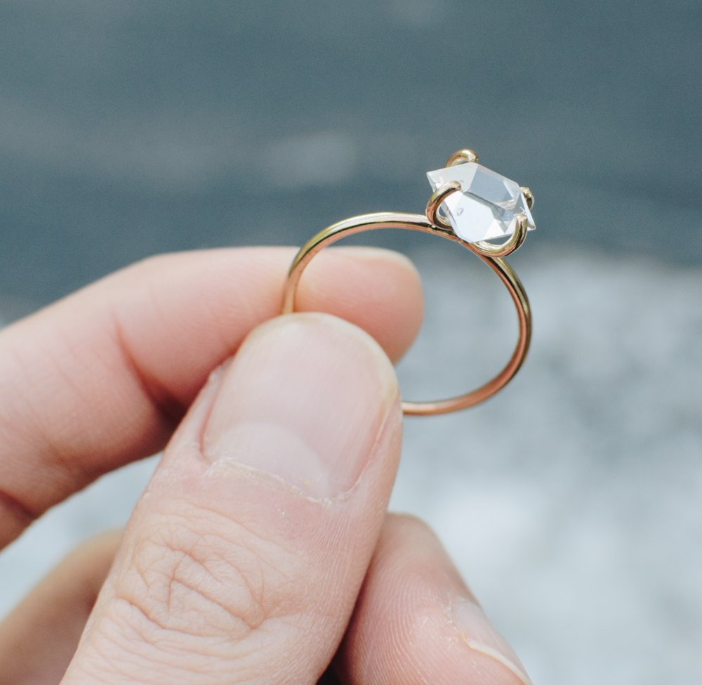 STACKING RINGS -