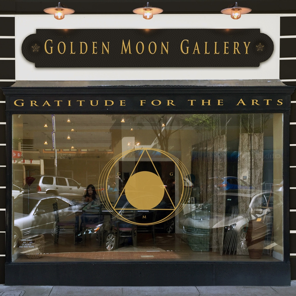 Golden Moon Gallery - 28 E 3rd Ave. #100San Mateo, CAnick@goldenmoongallery.com