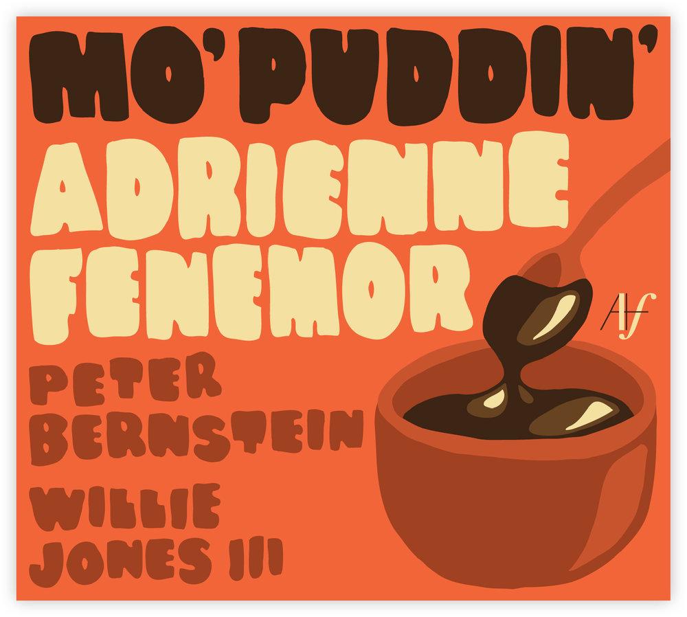 Adrienne McKay – Mo Puddin