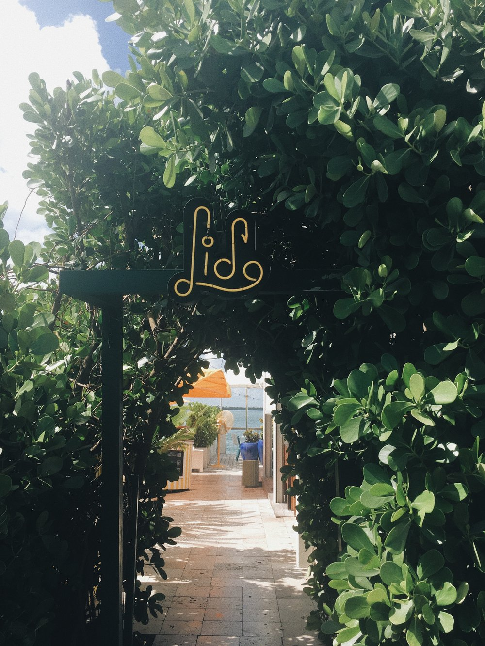 Lido Bayside Grill at The Standard Spa, Miami Beach | 40 Island Ave, Miami Beach, FL 33139